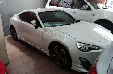 Toyota 86 V TRD 2012 Coupe