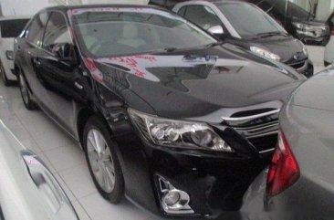 Toyota Camry Hybrid Hybrid 2012