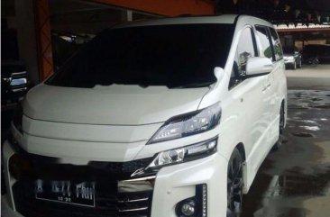 Jual mobil Toyota Vellfire 2013 Jawa Tengah