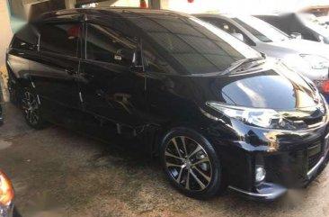 Toyota Estima Aeras 2.4cc Tahun 2014 A/T