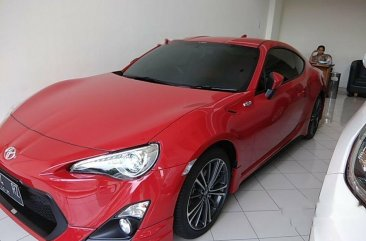 Toyota 86 V AERO 2015 Coupe