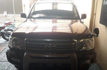 Jual Toyota Land Cruiser VX 2000 limited