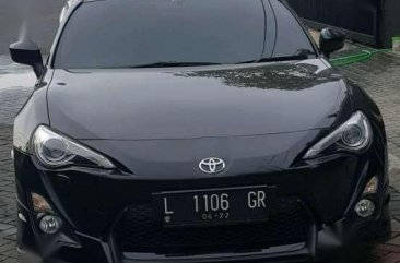 Toyota 86 TRD AT Tahun 2012 Automatic