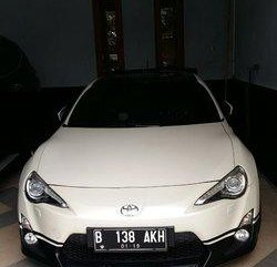 Toyota 86 2013 Coupe