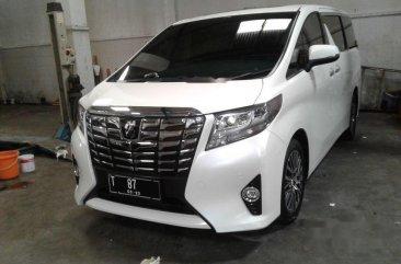 Toyota Alphard Q 2017 Wagon
