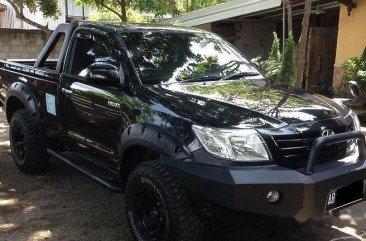 Toyota Hilux S 2012
