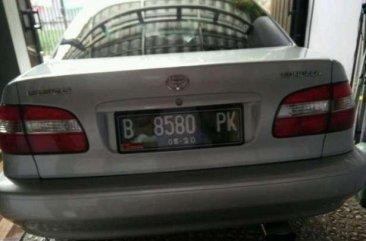Toyota Corolla 1.8 SEG 2000