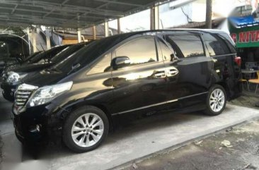 Toyota Alphard G premium 2009