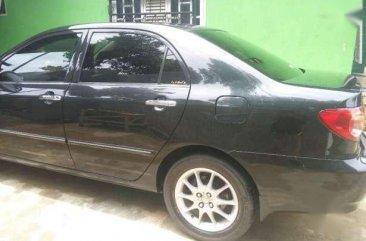 Toyota Corolla Altis 1.8 G 2005 nego