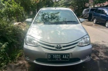 Toyota Etios Volco E Mt 2013