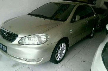 Toyota Corolla Altis 1.8 G 2005