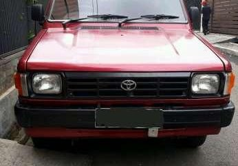 Toyota Kijang pick up tahun 1993