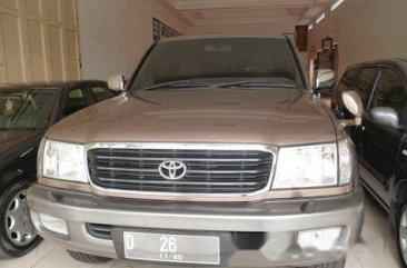 Toyota Land Cruiser VX 2000 Automatic