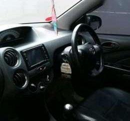 Toyota Etios valco type G 2013