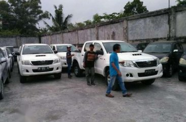 Toyota Hilux Pickup MT Tahun 2013 Manual