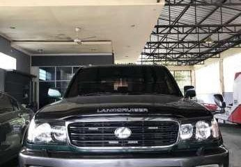 Toyota Land Cruiser 4.2 VX Limited tahun 2002 AT