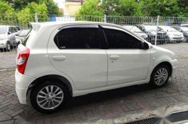 Toyota Etios G MT 1.2 - 2013