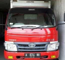 Toyota Dyna Pickup Truck MT Tahun 2009 Manual