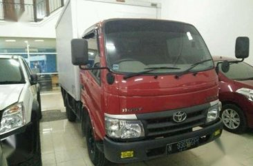 Toyota Dyna Pickup Truck MT Tahun 2016 Manual