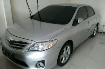Toyota Altis 1.8 E 2012