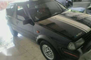 Toyota Starlet MT Tahun 1986 Manual