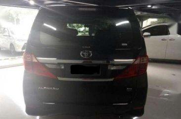 Toyota Alphard 2..4 G ATPM AT Tahun 2013 Automatic