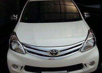 2013 Toyota Avanza G