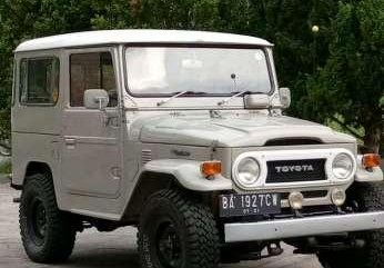 Toyota Hardtop 1980