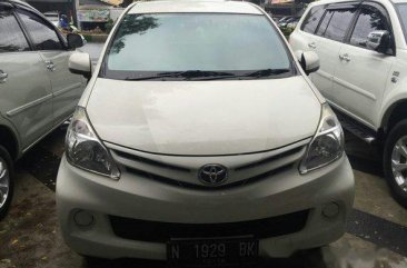 Toyota Avanza All New E 2013