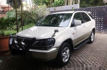 1999 Toyota Harrier Automatic