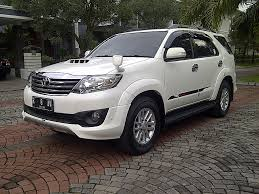 Toyota Fortuner G Luxury 2015 SUV