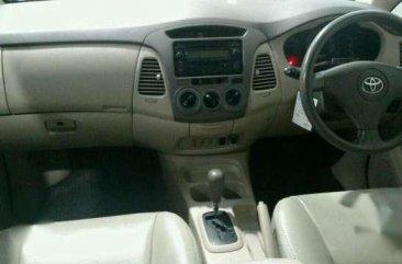 Toyota Kijang Innova G tahun 2007