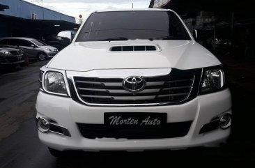 Toyota Hilux V 2013