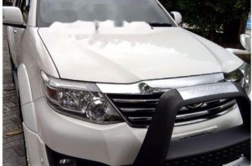 Toyota Fortuner TRD G Luxury 2012