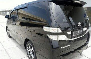 Toyota Vellfire V 2008 Wagon
