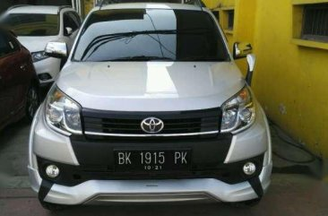 Toyota new Rush S Trd manual 1,5 silver met 2016