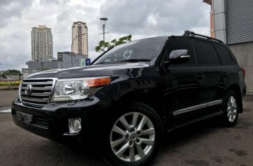 Toyota Land Cruiser Full Spec E 2013 SUV