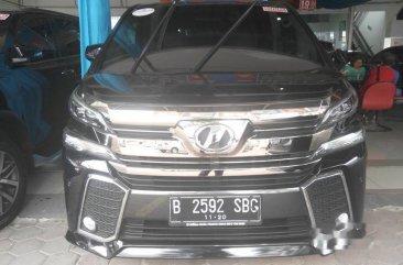 Toyota Vellfire G 2015 Wagon