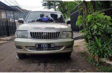 Toyota Kijang LSX-D 2002