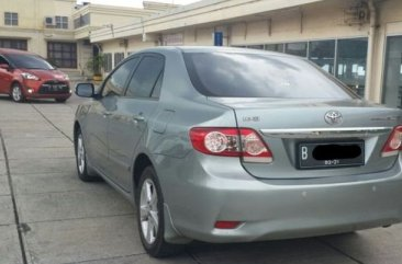 Toyota Corolla Altis G 2011 Sedan