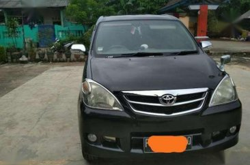 Toyota Avanza G 2008 Manual