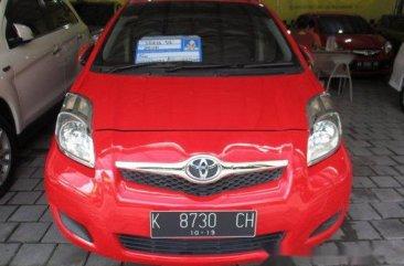 Toyota Yaris At 2010