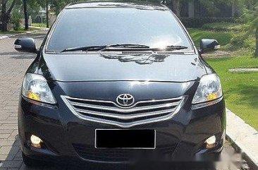 Toyota Vios Facelift Type G Hitam 2008