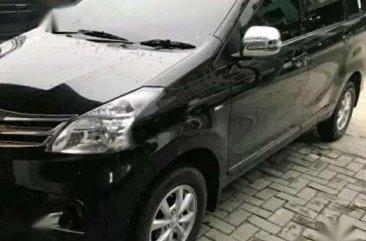 Toyota Avanza G Hitam 2014