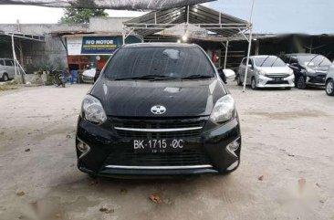 Toyota Agya G M/T Hitam 2014 DP 14JT