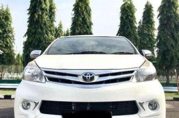 Toyota Avanza 1.3 G A/T 2013