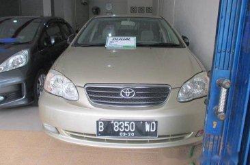 Toyota Corolla Altis 1.8G 2005