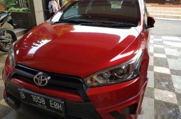 Toyota Yaris TRD SPORTIVO 2016 Merah