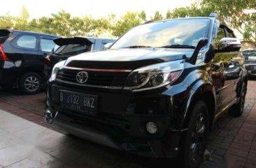 Toyota Rush Ultimo 2016 Hitam