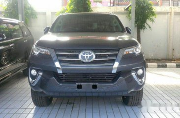 Toyota Fortuner VRZ 2018 Ready Stock 2017